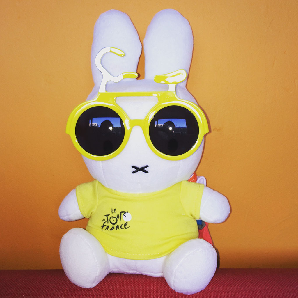 Miffy in Tourmode