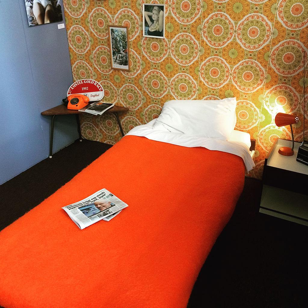 De Tour win je in bed: Kermis Velodroom in het oude postkantoor